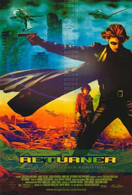 Returner - 27 x 40 Movie Poster - Style A