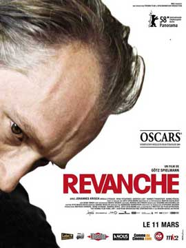 Revanche - 11 x 17 Movie Poster - French Style A