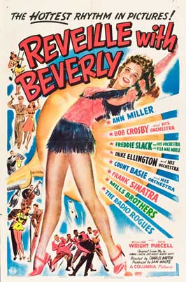 Reveille with Beverly - 11 x 17 Movie Poster - Style A