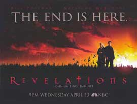 Revelations - 11 x 17 TV Poster - Style A