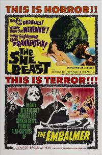 Revenge of the Blood Beast - 27 x 40 Movie Poster - Style A