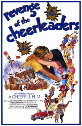 Revenge of the Cheerleaders - 11 x 17 Movie Poster - Style A