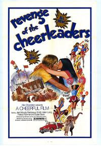 Revenge of the Cheerleaders - 43 x 62 Movie Poster - Bus Shelter Style A