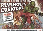 Revenge of the Creature - 30 x 40 Movie Poster UK - Style A