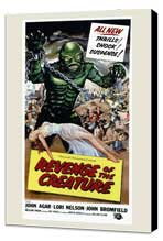 Revenge of the Creature - 11 x 17 Movie Poster - Style A - Museum Wrapped Canvas