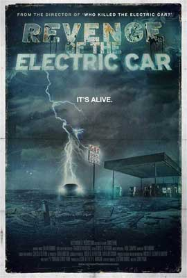 Revenge of the Electric Car - 11 x 17 Movie Poster - Style A