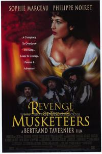 Revenge of the Musketeers - 27 x 40 Movie Poster - Style B