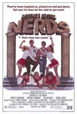 Revenge of the Nerds - 27 x 40 Movie Poster - Style A