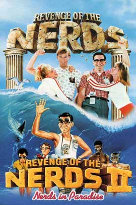 Revenge of the Nerds - 27 x 40 Movie Poster - Style B