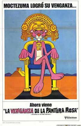Revenge of the Pink Panther - 11 x 17 Poster - Foreign - Style A