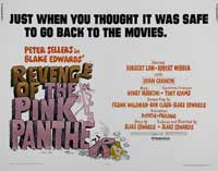 Revenge of the Pink Panther - 22 x 28 Movie Poster - Half Sheet Style A
