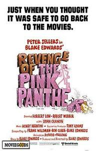 Revenge of the Pink Panther - 43 x 62 Movie Poster - Bus Shelter Style A