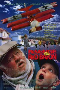 Revenge of the Red Baron - 11 x 17 Movie Poster - Style A