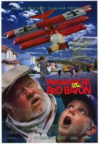 Revenge of the Red Baron - 27 x 40 Movie Poster - Style A