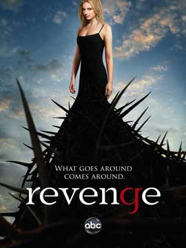 Revenge (TV) - 27 x 40 TV Poster - Style A