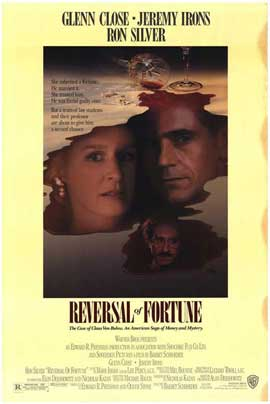 Reversal of Fortune - 11 x 17 Movie Poster - Style A