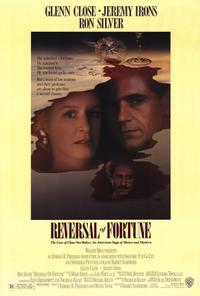 Reversal of Fortune - 27 x 40 Movie Poster - Style A