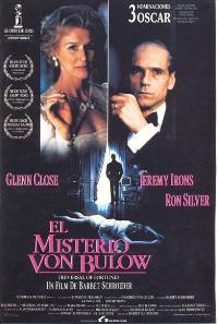Reversal of Fortune - 27 x 40 Movie Poster - Spanish Style A