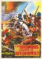 Revolt of the Barbarians - 27 x 40 Movie Poster - Spanish Style A