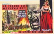 Revolt of the Mercenaries - 27 x 40 Movie Poster - Belgian Style A