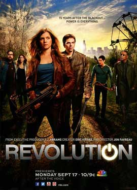 Revolution (TV) - 11 x 17 TV Poster - Style A
