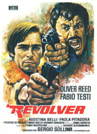 Revolver - 11 x 17 Movie Poster - Spanish Style A