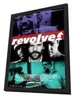 Revolver - 27 x 40 Movie Poster - Style B - in Deluxe Wood Frame