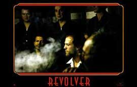 Revolver - 11 x 17 Movie Poster - Style E