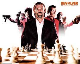 Revolver - 11 x 17 Movie Poster - Style U