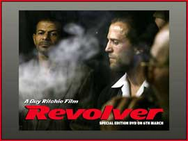 Revolver - 11 x 17 Movie Poster - Style Y