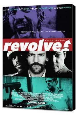 Revolver - 27 x 40 Movie Poster - Style B - Museum Wrapped Canvas