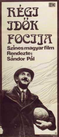 R�gi id�k focija - 14 x 36 Movie Poster - Insert Style A