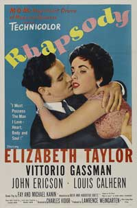 Rhapsody - 27 x 40 Movie Poster - Style A