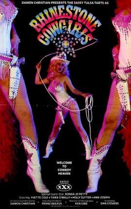 Rhinestone Cowgirls - 11 x 17 Movie Poster - Style A