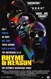 Rhyme & Reason - 11 x 17 Movie Poster - Style B