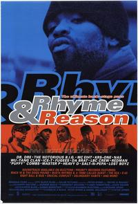 Rhyme & Reason - 27 x 40 Movie Poster - Style A