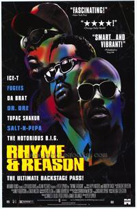 Rhyme & Reason - 27 x 40 Movie Poster - Style B