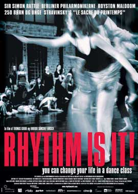 Rhythm Is It! - 27 x 40 Movie Poster - Danish Style A