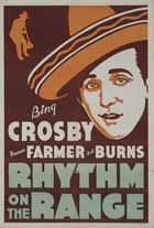 Rhythm on the Range - 11 x 17 Movie Poster - Style A
