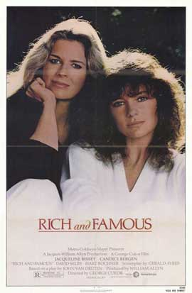 Rich and Famous - 11 x 17 Movie Poster - Style A