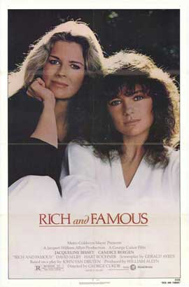 Rich and Famous - 27 x 40 Movie Poster - Style A
