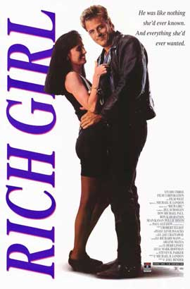 Rich Girl - 11 x 17 Movie Poster - Style B