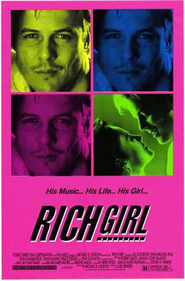 Rich Girl - 27 x 40 Movie Poster - Style A