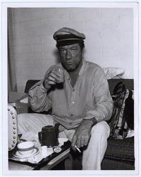 Richard Boone - 8 x 10 B&W Photo #1