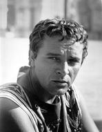 Richard Burton - Richard Burton Posed in Black and White