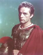 Richard Burton - Richard Burton in Gladiator Outfit Portrait