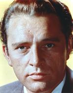 Richard Burton - Richard Burton Close Up Portrait