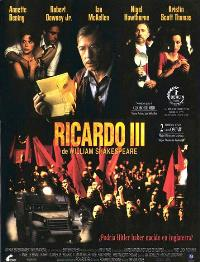 Richard III - 11 x 17 Movie Poster - Spanish Style A
