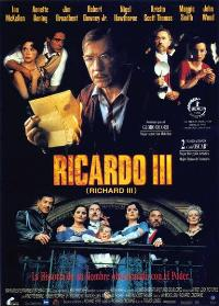 Richard III - 27 x 40 Movie Poster - Spanish Style B