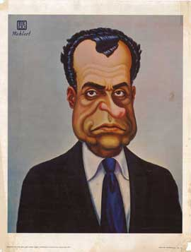 Richard Nixon - 17 x 23 Poster - Style A